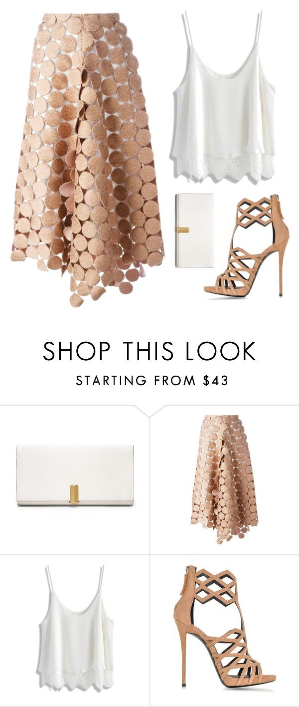 """""""Girlfriends Who Brunch"""" by cb-hula ❤ liked on Polyvore featuring Calvin Klein, Marni, Chicwish and Giuseppe Zanotti"""