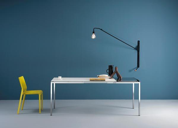 Desalto Tavolo Helsinki 484 Furniture design, Home