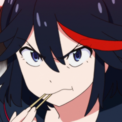 Kill La Kill Icons Tumblr Anime Kill La Kill Anime Eyes