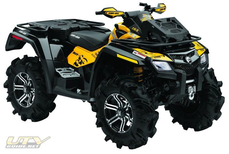 quad can am 1000cc