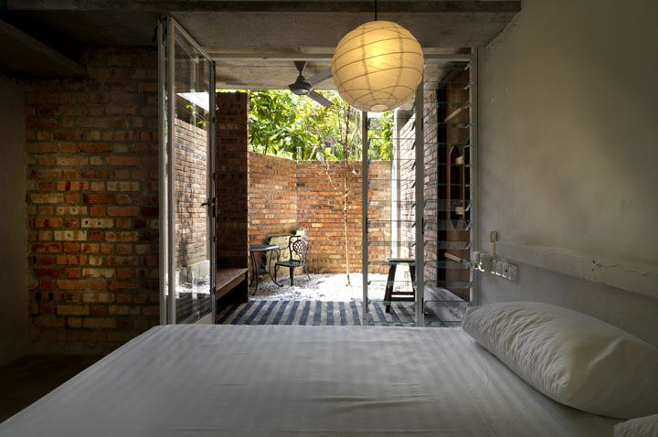 Courtyard room 04 analysis2 in 2018 Pinterest Room, House and
