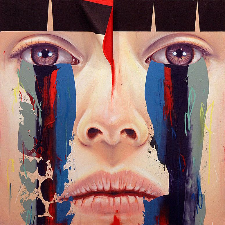 Preview: Seth Armstrong and Erik Jones at Thinkspace Gallery   Hi-Fructose Magazine