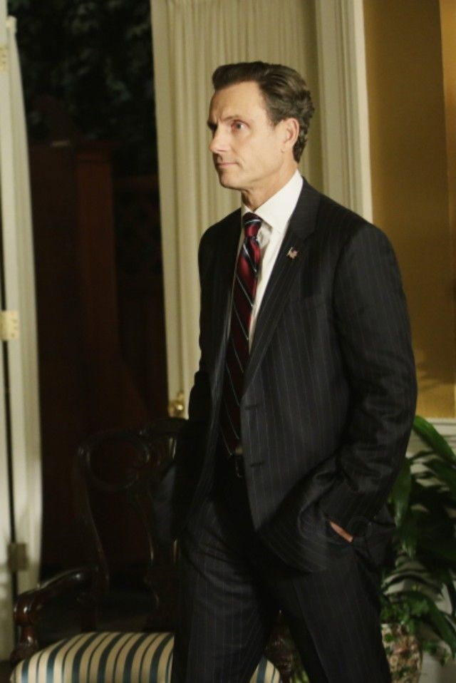 a7f17ca0f466 President Fitzgerald Grant in Scandal S05E03 on