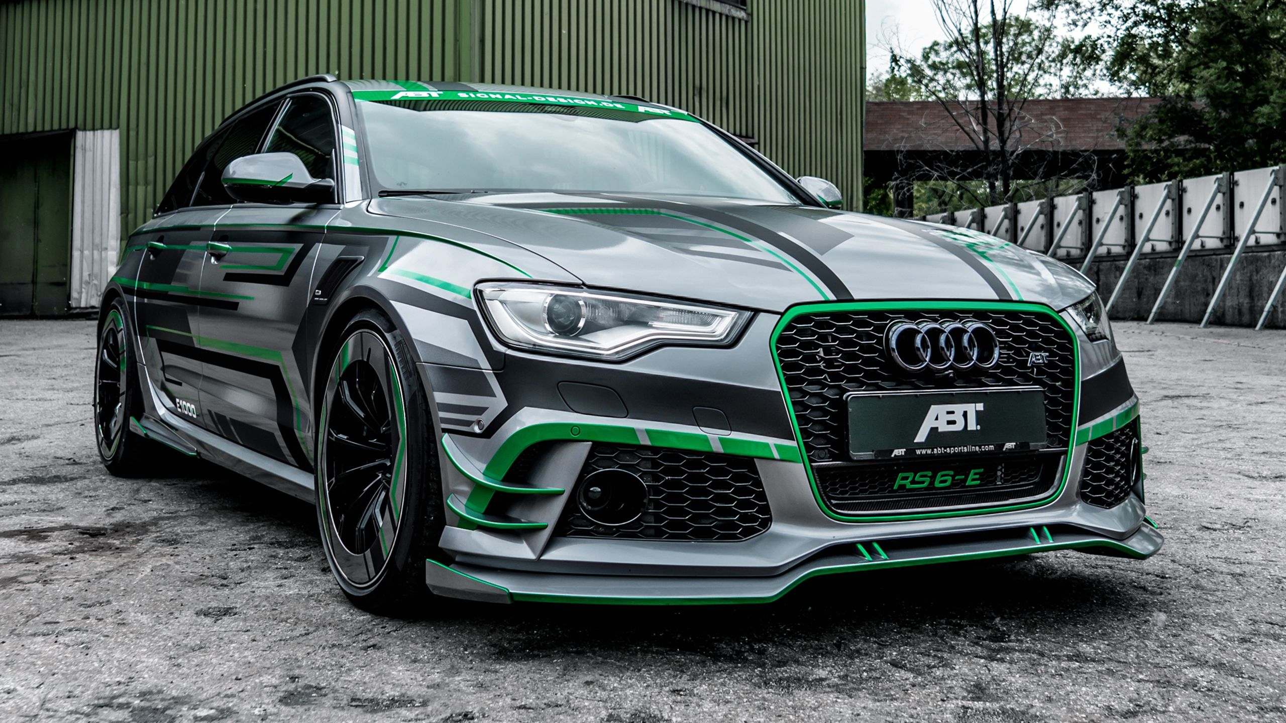 2018 ABTAudi Avant Concept RS6E Wallpapers Pinterest Audi