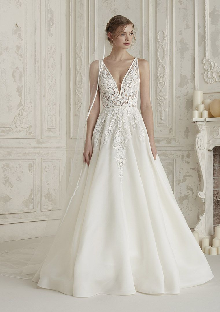 Pronovias Elis Thewhitegown Pronovias Wedding Dress