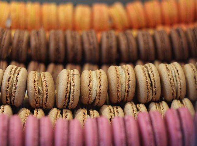 Say It Right: How to Pronounce These Food Terms French macarons recipe, Macarons, Laduree macarons