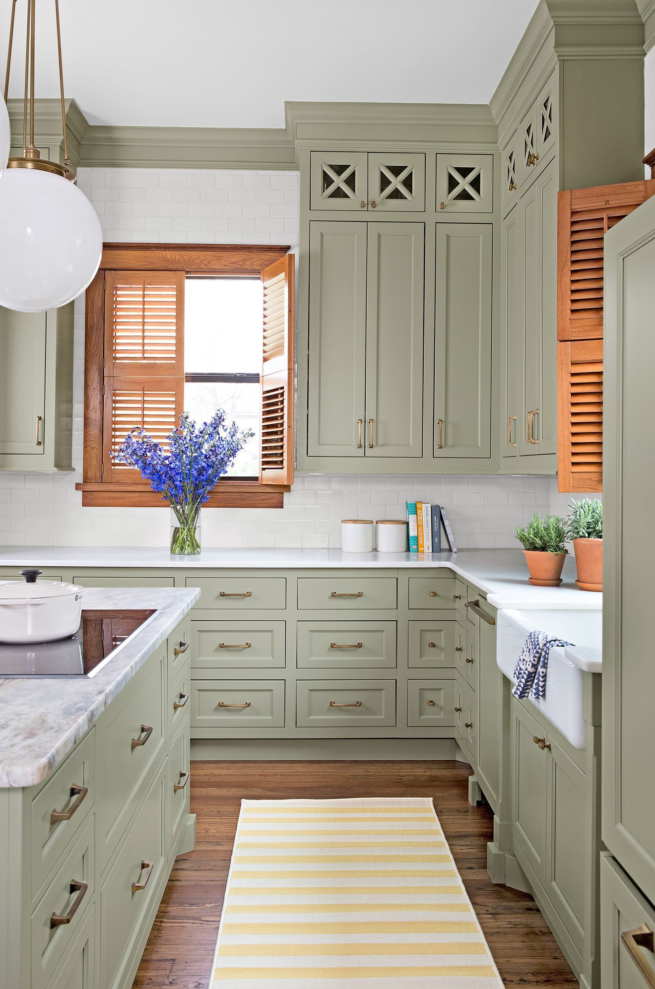 Before And After A Kitchen Well Done In 2020 Tall Kitchen Cabinets Kitchen Cabinets Painted Grey Kitchen Design