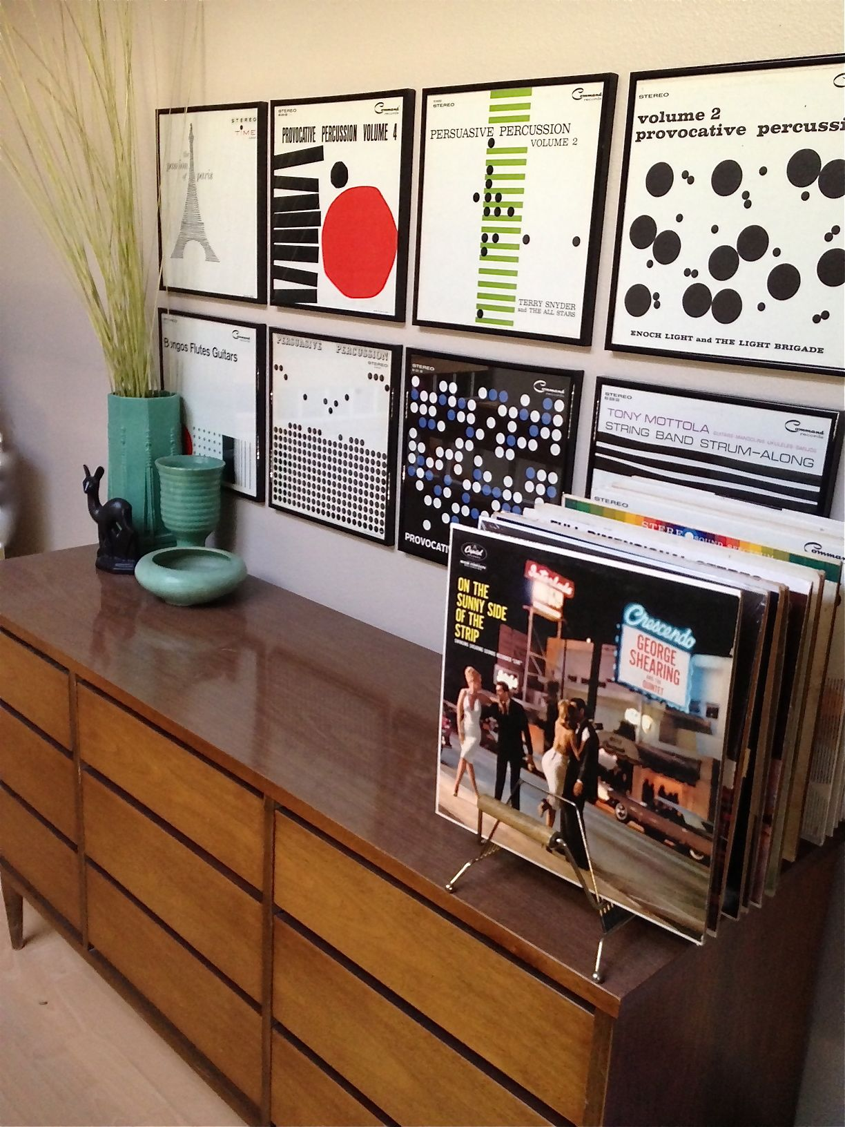 mid-century modern   colour home   Pinterest   Vinilos, Portadas de ...