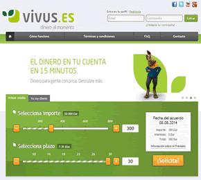 Vivus Minicréditos Online De Hasta 800 Euros Sin Nómina Y Ni Aval Cuentos Fotos