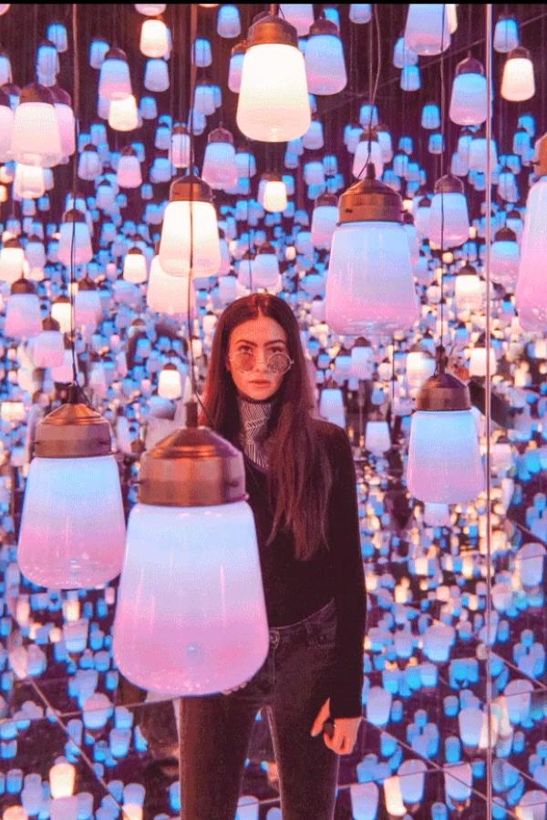 teamLab Borderless Tokyo Japan - the world's FIRST digital art museum - Amy Marietta