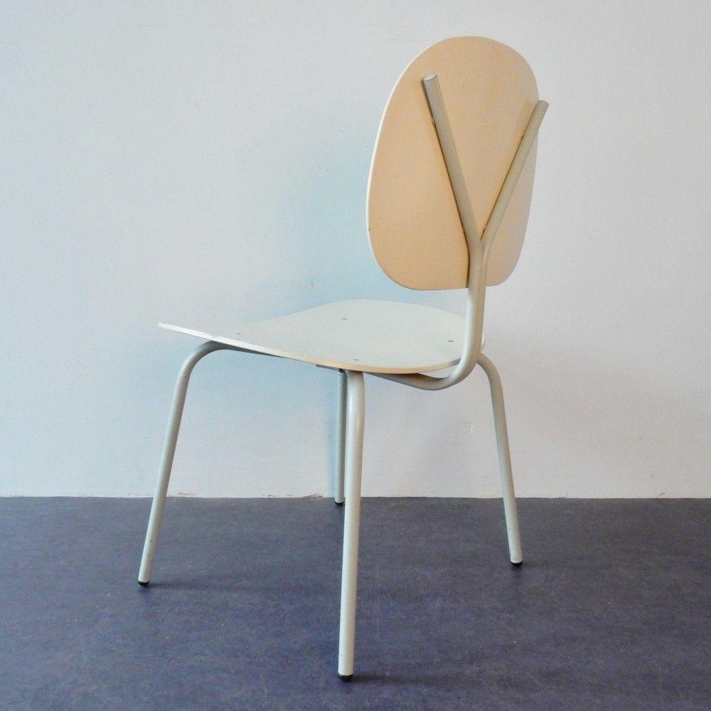 Pair of vintage dinner chairs, 1960s