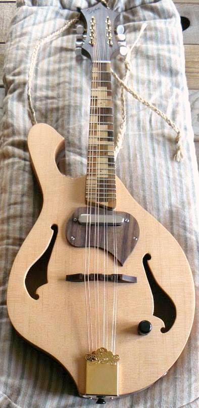 Mandolin By Nautigirl1948 Mandolin