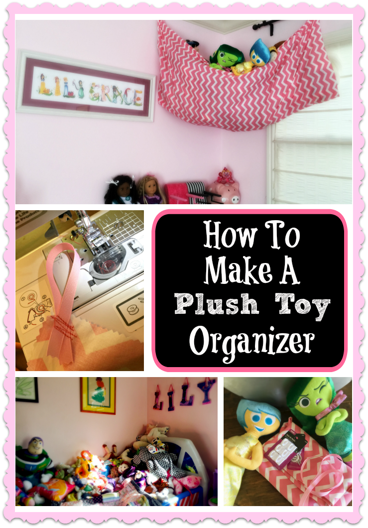 How To Make A Plush Toy Organizer Toy Organization Declutter Kids Room Inside Out Plush Toys