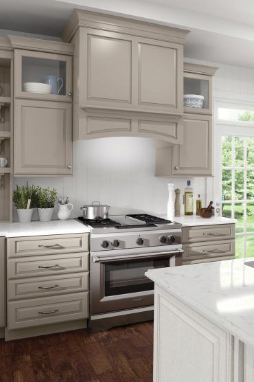 Yorktowne Cabinets | Crowley in 2019 | Homey kitchen ...