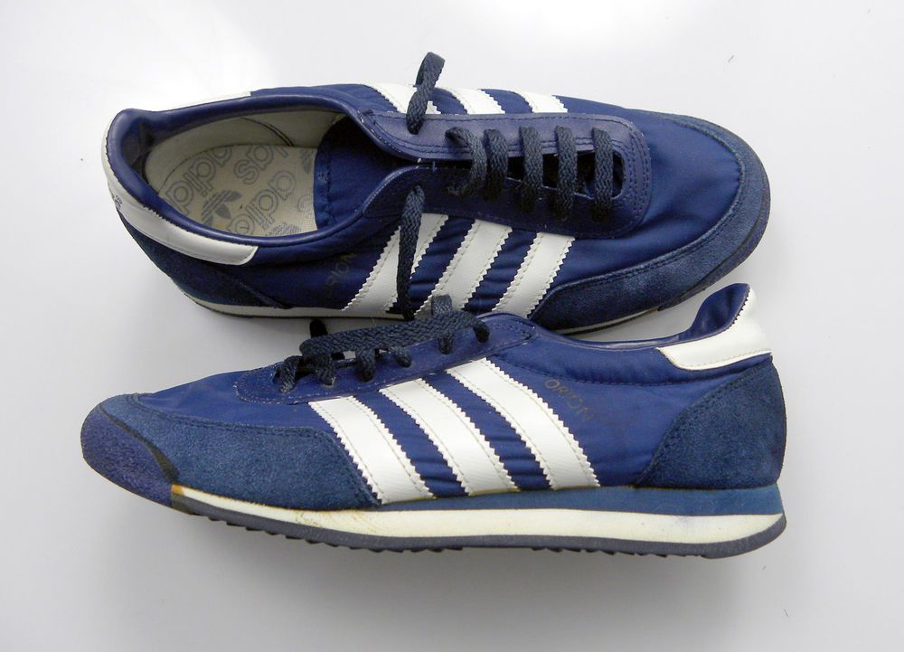 Adidas Orion Sneaker True Vintage 80's Women's Trainers UK 6 US 7 ...