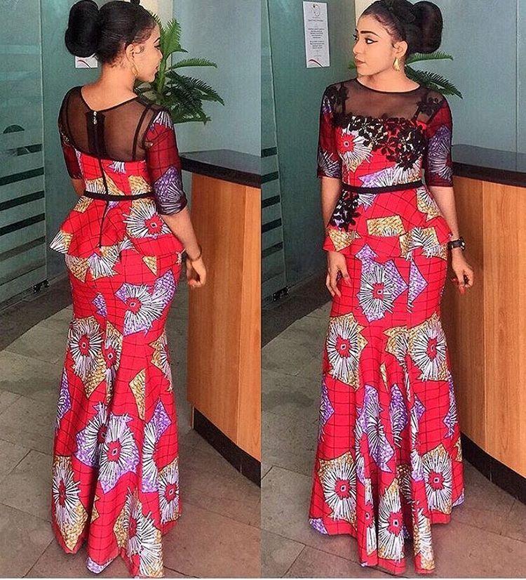 Pingl Par Abi Sur Nice Styles Pinterest Pagne Tenue Africaine Et Mode Africaine