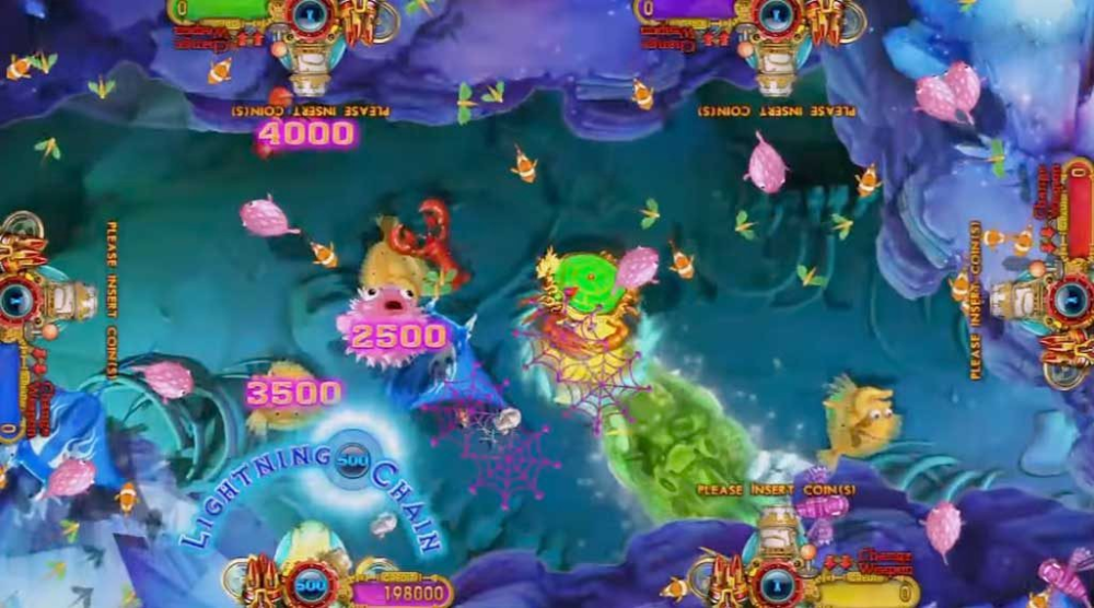 Tips to win the fish shooting game online for real money