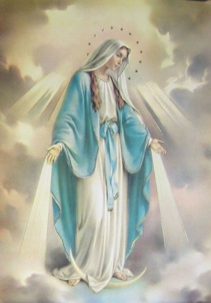 Feast of the Assumption of Mary, August 15th | Mãe mary, Our lady ...