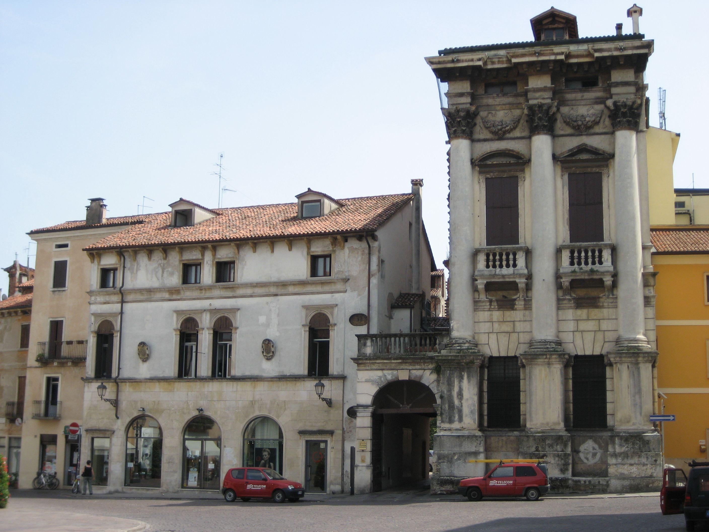 Andrea Palladio. Palazzo Porto-Breganze. Vicenza. 1570\'s by ...