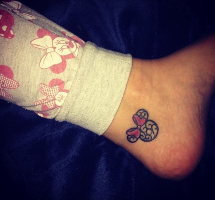 Childrens Kids Temporary Tattoos Minnie Mouse Safe /& Easy