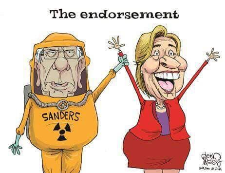 Toxic Hillary \