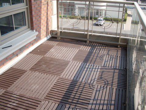 Condo balcony flooring forums in the for Condo balcony ideas