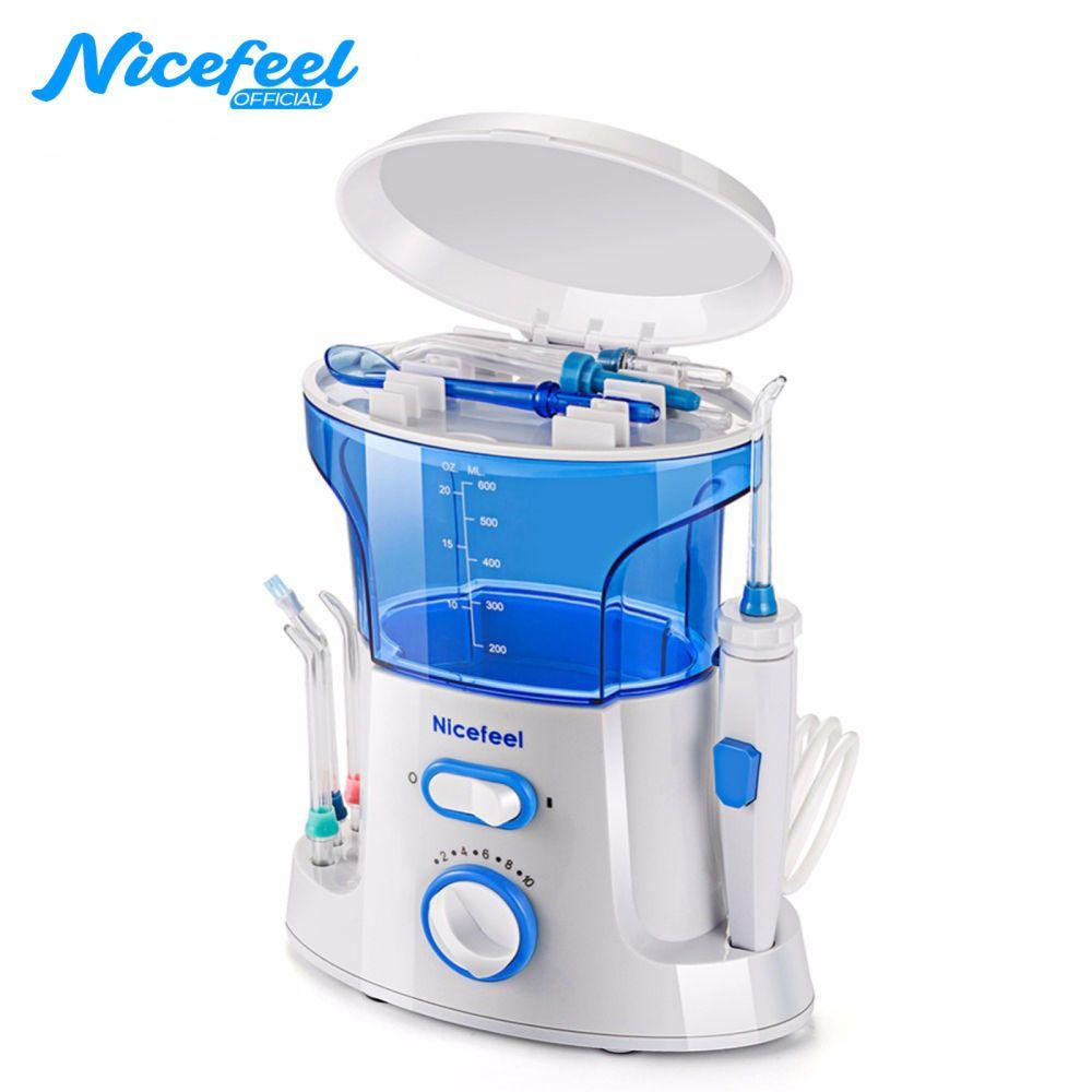 Nicefeel Dental Flosser Oral Irrigator Water Flosser Dental Floss Dental Water J Nicefeel Water Flosser Dental Water Jets Flosser