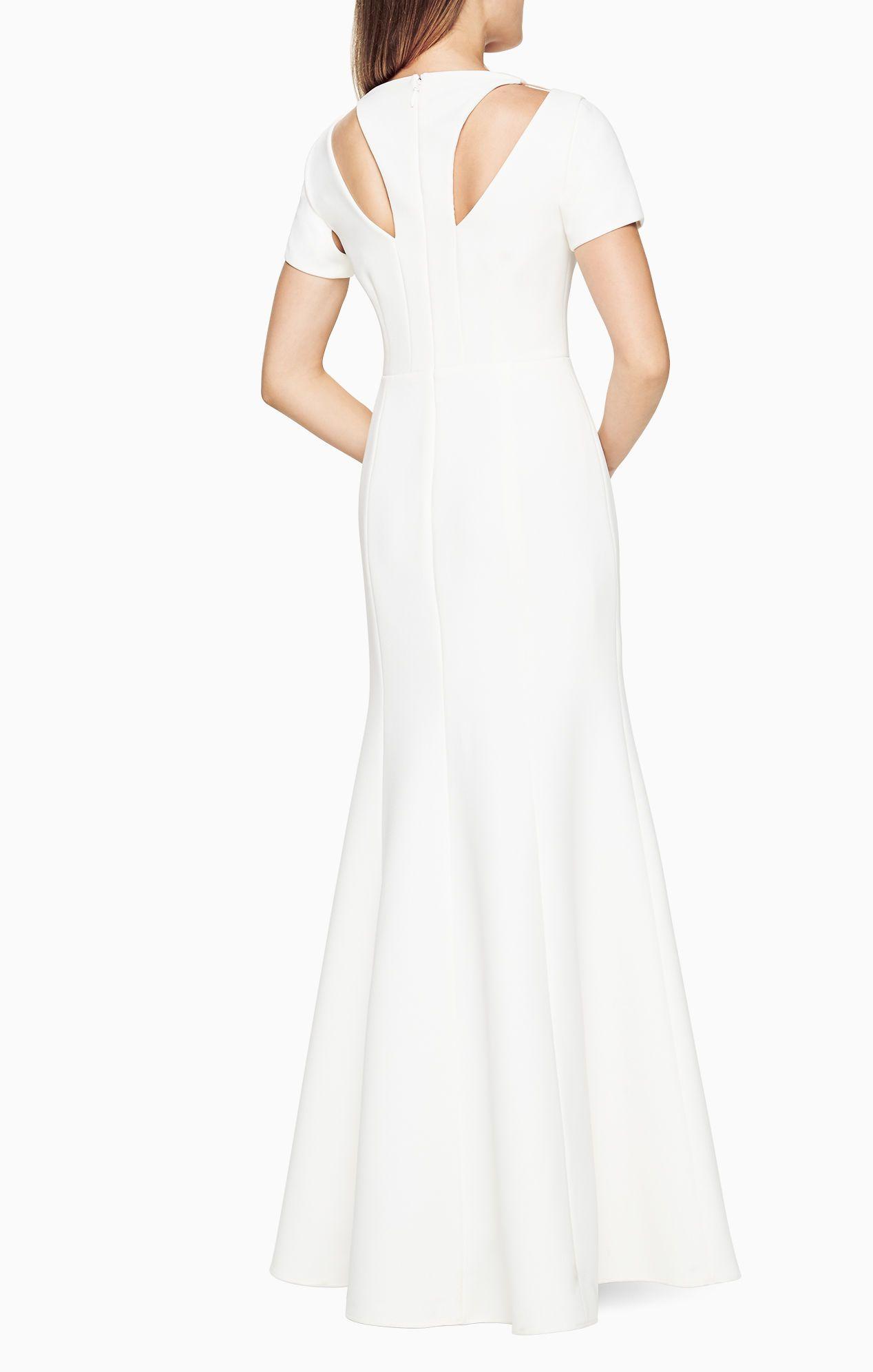 Estrella Cutout Gown | Robes Longueur Thé | Pinterest | Gowns and ...