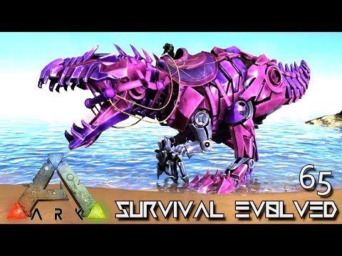 ARK SURVIVAL EVOLVED - BABY TEK GIGANOTOSAURUS BREEDING GIGA - fresh apprendre blueprint ark