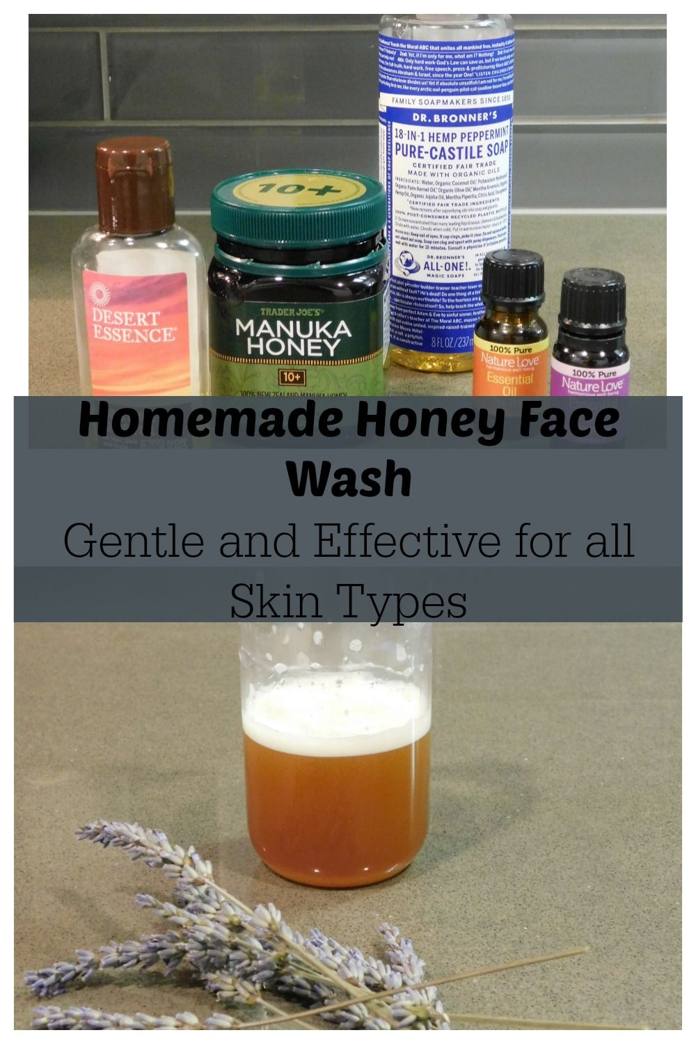 Opinion you herbal acne remedies create your own facial cleanser best does