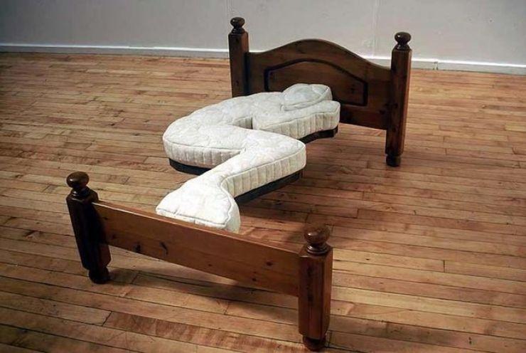18 lits aux designs stupéfiants
