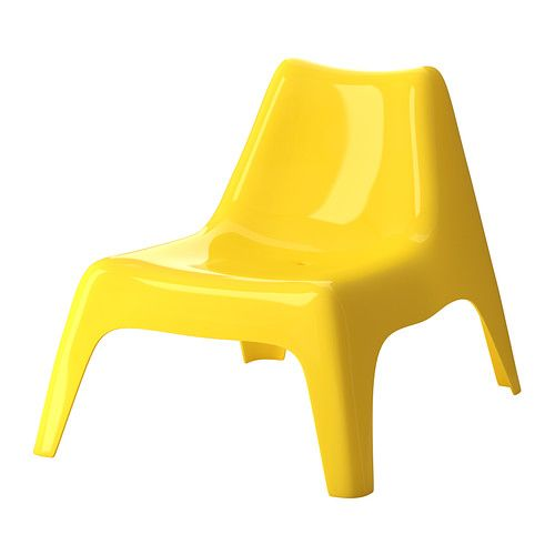 Ps Vago Fauteuil Exterieur Blanc Avec Images Fauteuil Jardin Plastique Fauteuil Jaune Ikea Chaise Plastique