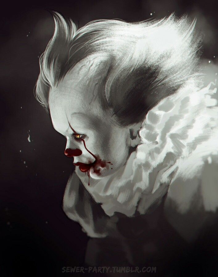 pennywise it 2017 stephen king pennywise pinterest
