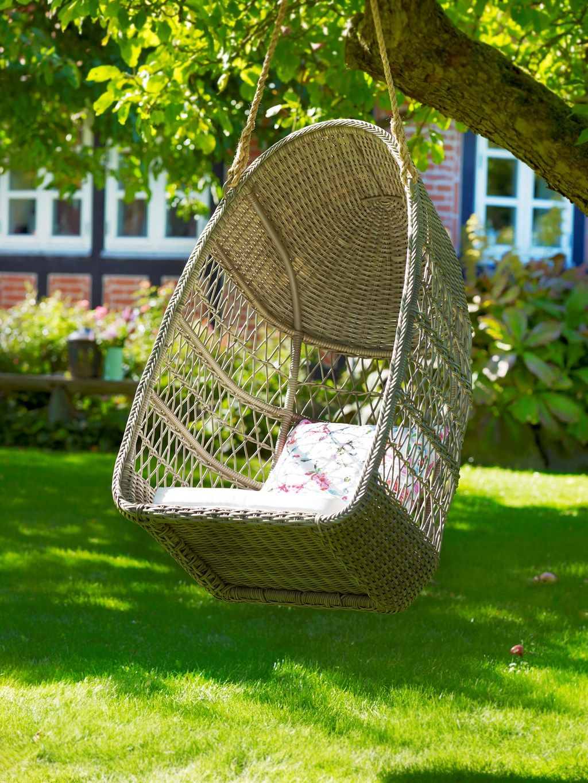 sika design gartenschaukel evelyn swing antique | swings and garten