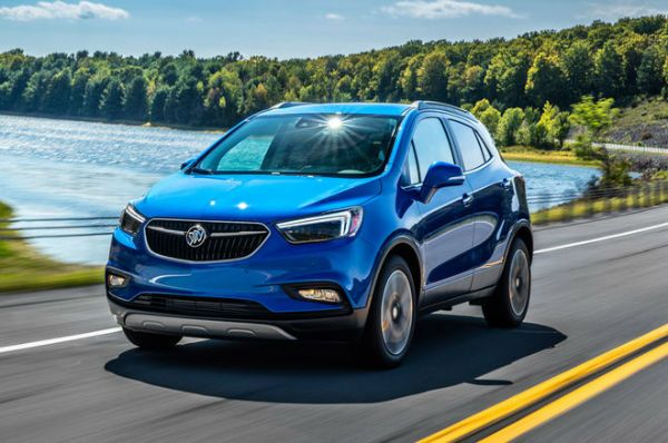 Buick Encore 2017 Compact Luxury Suv Buick Encore Buick Car