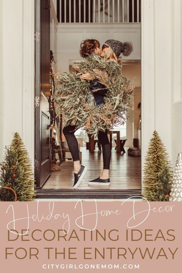 Photo of How to Decorate Your Entryway For the Holidays