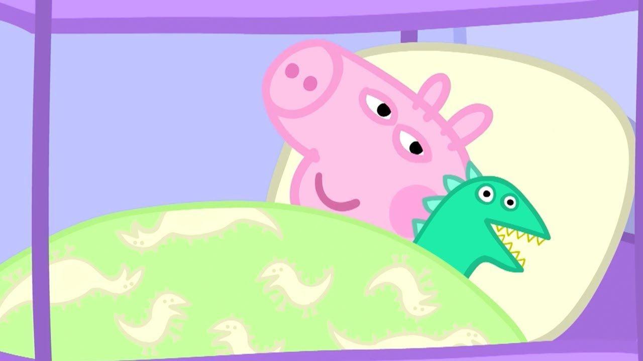 для обозначения свинка пеппа динозавр джорджа картинка можно сделать