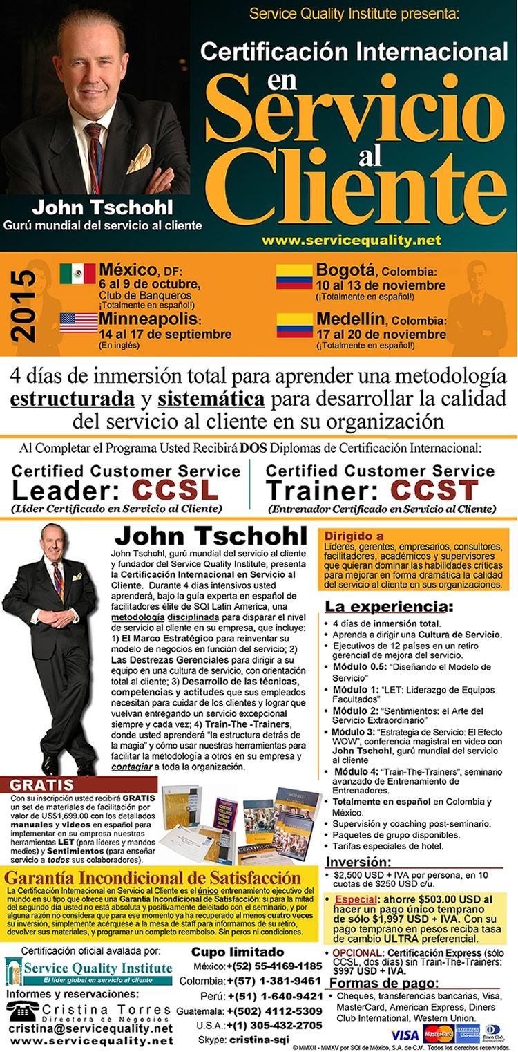 Certificacion Internacional en Servicio al Cliente | GATO ...