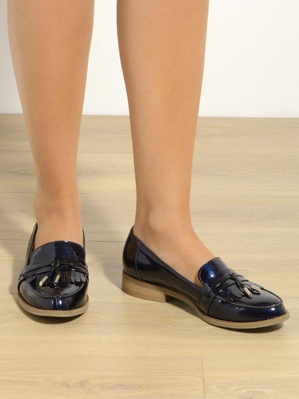 Mokasyny Dress Shoes Men Loafers Men Oxford Shoes