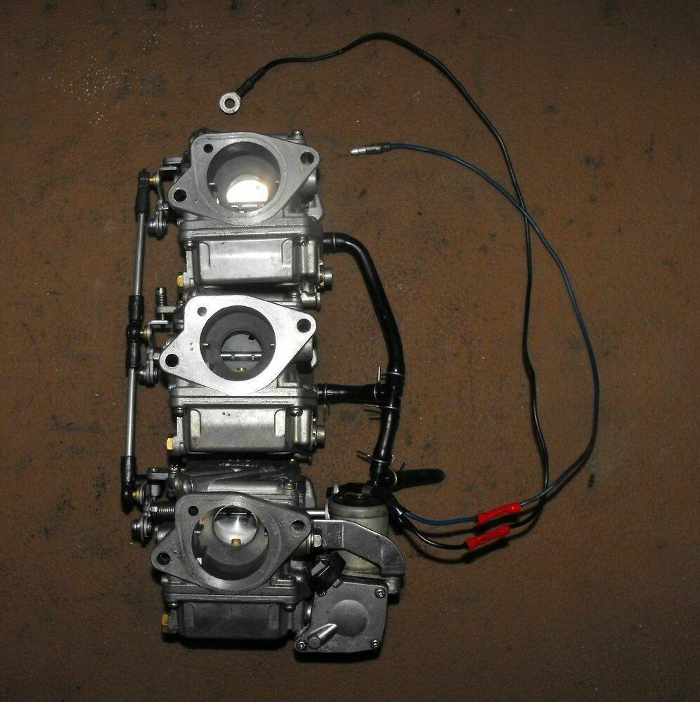 eBay #Sponsored FP3T15665 Yamaha 40 HP Carburetor Assembly