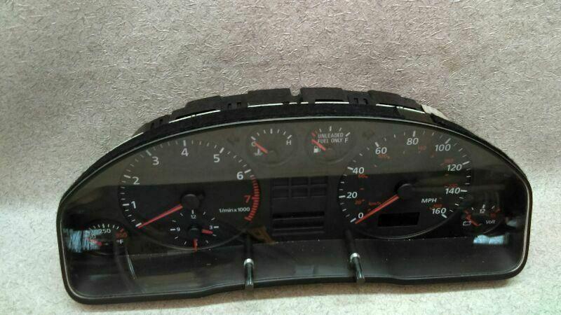 Speedometer Instrument Cluster 8d0919910p Fits 98 Audi A4 F196 170500 Audi Audi A4 Car Parts And Accessories Audi