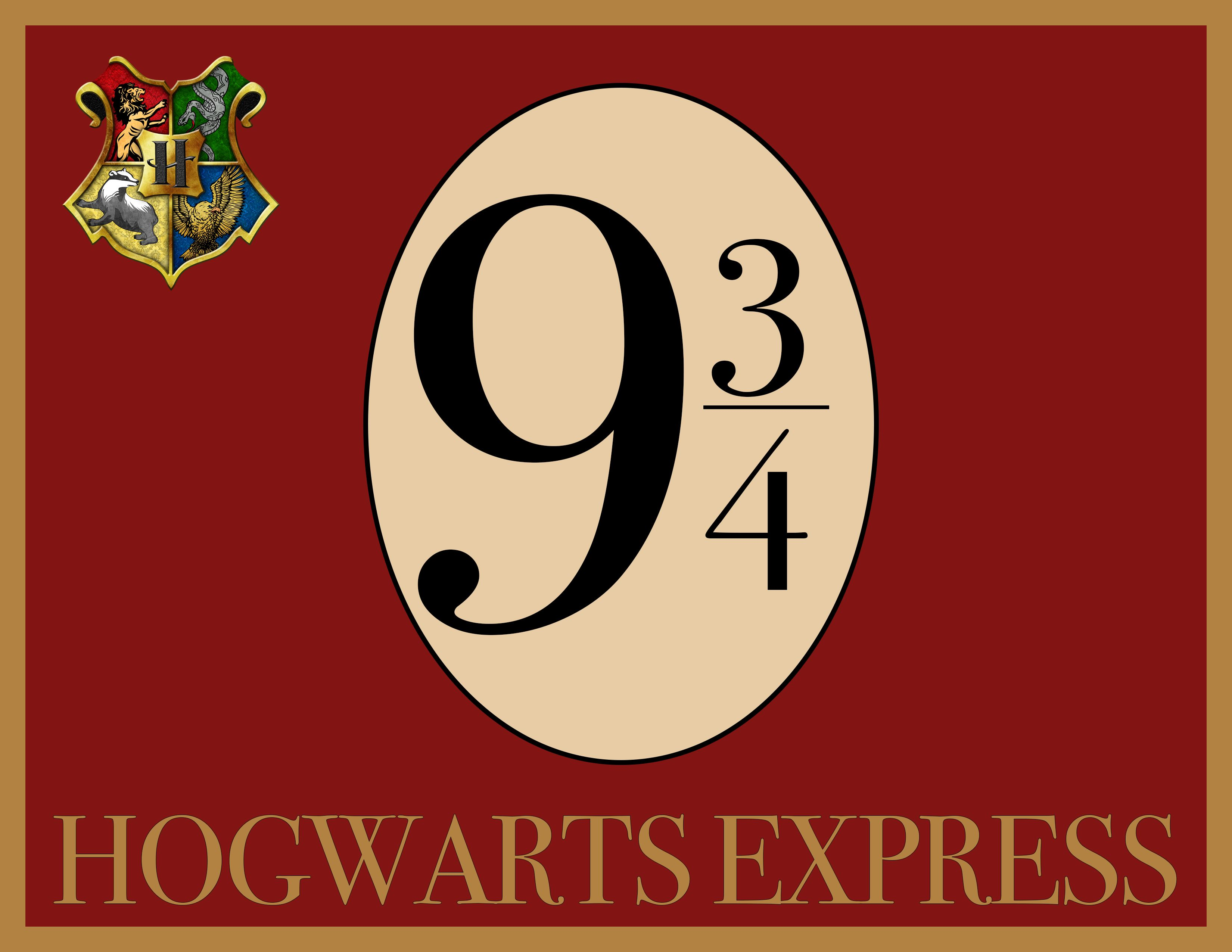 Free Harry Potter Printables And Decorations