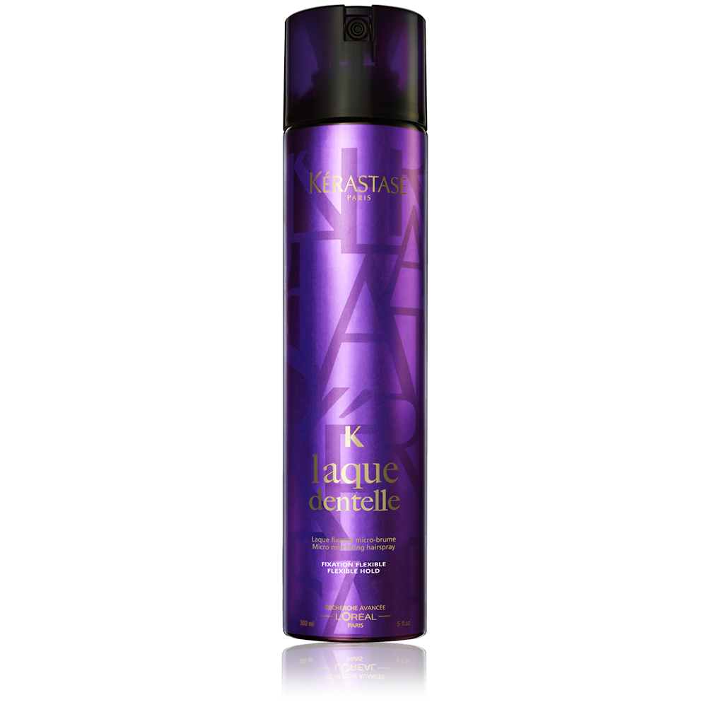 Laque Dentelle Hair Spray Hairspray, Hair shine spray