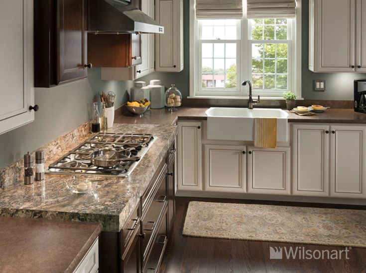 Solid Surface Countertops Laminates And Metals Wilsonart Countertops Kitchen Plans New Countertops