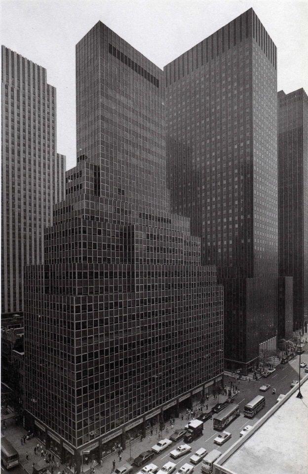 Lorillard Building 200 East 42nd Street East Side Of Third