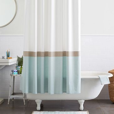 Extra Long Shower Curtain For Tall Ceilings