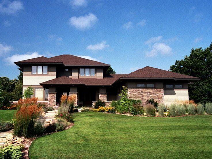 Casas de un piso con jardin buscar con google homes i for Ranch house con cantina