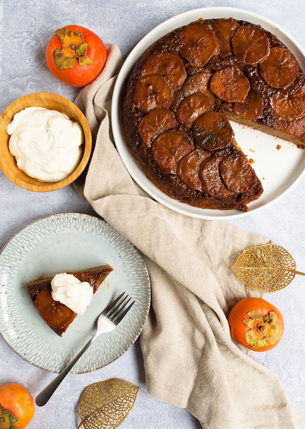 Coffee Cake Persimmon