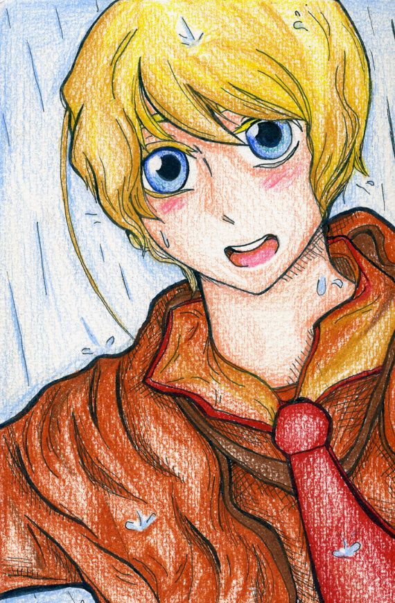 Original illustration of Alex from secretspy series by secretspy, $19.99