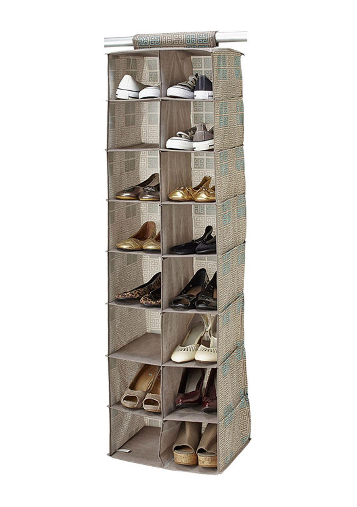 SEDA FRANCE - 16-Pocket Hanging Shoe Organizer